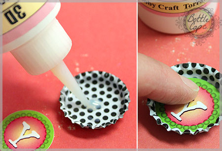 Bottle Cap Decoration Interesting How To Make Bottle Cap Crafts And Jewelry Photos And Diy Inspiration