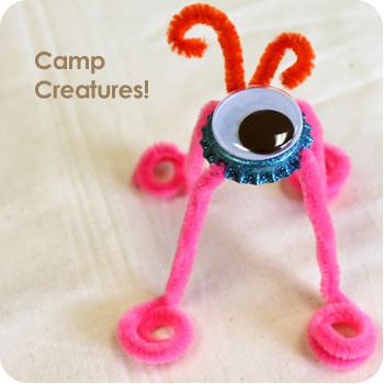 Bottle Cap Crafts for Boys and Girls