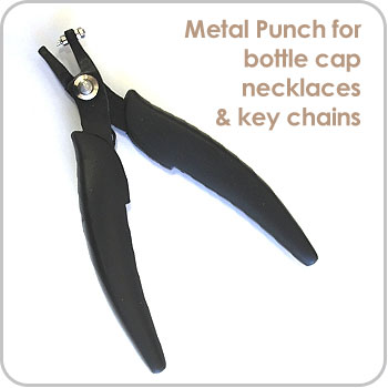 Metal Punch for Bottle Cap Necklaces
